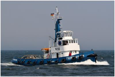 Schlepper Fairplay VIII