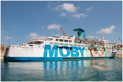 MS Moby Fantasy